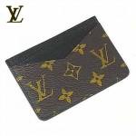 LV M60166-Louis Vuitton  老花系列 Monogram Macassar Neo卡包