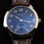 百達翡麗 Patek Philippe 機械男錶 代購 日月星辰 瑞士機芯 陀飛輪 男士手錶-patek-55