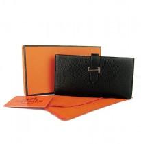 Hermes H005黑色 女士錢包