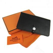 Hermes H001 黑色錢包 Wallets錢夾