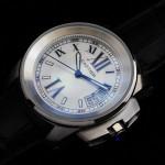 卡地亞手錶 cartier  瑞士進口 藍氣球 自動機械女表 CARTIER-76