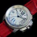 卡地亞手錶 cartier  瑞士進口 藍氣球 自動機械女表  CARTIER-98