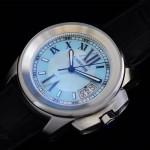卡地亞手錶 cartier  瑞士進口 藍氣球 自動機械女表 CARTIER-95
