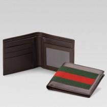 Gucci 245770 新款雙折式證件夾