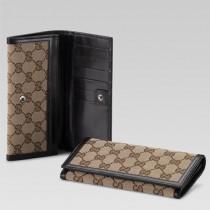 Gucci 225833 新款歐式錢夾