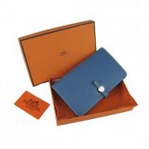 Hermes H001中藍色韩版