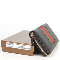 Gucci 251856 新款男士長款全皮錢夾