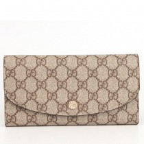 Gucci 256926  新款時尚GUCCI女士兩折錢夾