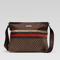Gucci 270410-5 秋冬新款男士休閒單肩斜背包