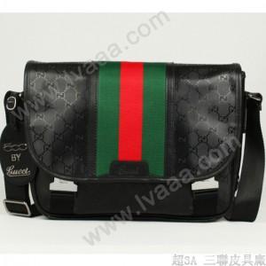 Gucci 269377 秋冬新款時尚經典男士斜背包