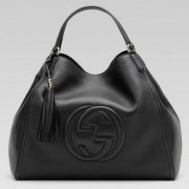 Gucci  282308-1  專櫃春夏新款休閒全皮單肩包