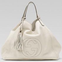 Gucci  282308-3  專櫃春夏新款休閒全皮單肩包
