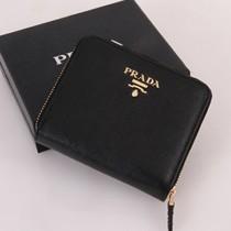 PRADA 1M0522-1 新款短款錢包