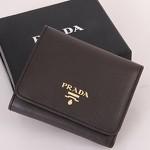 PRADA 1M0176 新款短款錢包