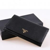 PRADA 1M0608-1 新款長款錢包