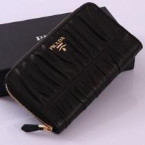 PRADA 1M0506-3 新款手拿小羊皮長款錢夾