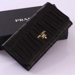 PRADA 1M1132-8 新款長款小羊皮錢包
