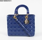 Dior 6322-4-迪奥时尚羊皮手提包单肩包