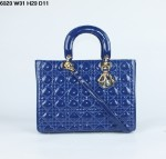 Dior 6323-4-欧美经典菱格 LADY DIOR 戴妃包