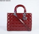 Dior 6323-3-欧美经典菱格 LADY DIOR 戴妃包