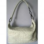 BV 282929 奢華明星最愛經典款 羊皮手工編織包