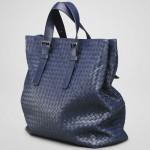 BV 9646-4 奢华明星最爱經典款 羊皮手工编织包
