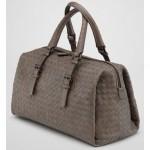 BV 9646 奢华明星最爱經典款 羊皮手工编织包