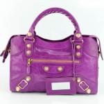 巴黎世家-085332B-10-中紫