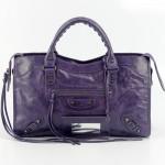 巴黎世家-085332-30-紫蓝