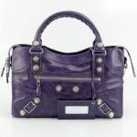 巴黎世家-085332A-11-紫蓝