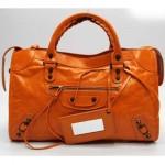 巴黎世家-084332-1-橙色