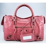 巴黎世家-115748S-1-浅粉红