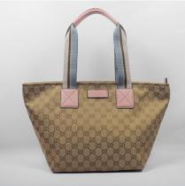 GUCCI 131230-9-中號購物袋