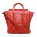 Celine 3309  專櫃新款潮女 CELIN賽琳  囧臉包 笑臉包 精致優雅 手提斜跨包
