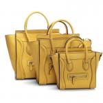 Celine 3309-19 專櫃新款潮女|CELIN賽琳 |囧臉包|笑臉包|精致優雅 手提斜跨包