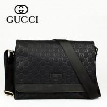 GUCCI 298509-1  專櫃 新款流行時尚男士休閒斜挎包
