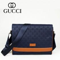 GUCCI 298509  專櫃 新款流行時尚男士休閒斜挎包