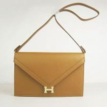 Hermes- H021-14 愛馬仕肩背包斜背包 金