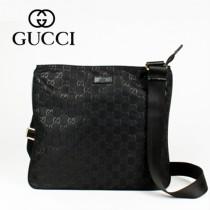 GUCCI 298603-1  專櫃 新款時尚男士通用時尚休閒斜挎包