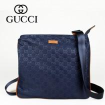 GUCCI 298603 專櫃 新款流行時尚男士休閒斜挎包