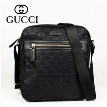 GUCCI 298601-1  專櫃 新款時尚男士通用時尚休閒斜挎包