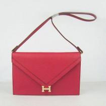 Hermes- H021-4 愛馬仕肩背包斜背包 金