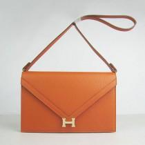 Hermes-H021 愛馬仕肩背包斜背包 金