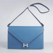 Hermes- H021-18 愛馬仕肩背包斜背包 金