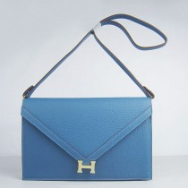 Hermes- H021-19 愛馬仕肩背包斜背包 金