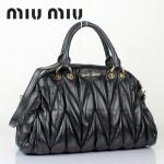 MIUMIU 88057 專櫃新款克色手提斜背包