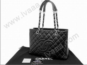 專櫃 CHANEL經典款 CHANEL鏈條菱格 Chanel 魚子醬牛皮時尚手提單肩包