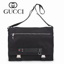 GUCCI 246052 專櫃早春最新時尚休閒款單肩斜挎包
