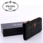 1M1183-9 PRADA 專櫃最新款韓版熱銷牛皮錢夾