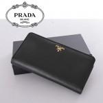 1M1316 PRADA 專櫃最新款韓版熱銷長款錢包